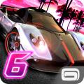 Asphalt 6: Adrenaline Android Front Cover