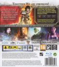 Dungeon Siege III PlayStation 3 Back Cover