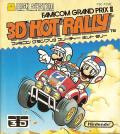 Famicom Grand Prix II 3D Hot Rally NES Front Cover
