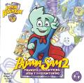 Pajama Sam 2: Thunder and Lightning aren't so Frightening Macintosh Other Jewel Case - Front