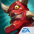 Dungeon Keeper iPad Front Cover