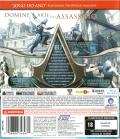 Assassin's Creed PlayStation 3 Back Cover