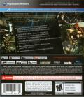 Resident Evil 5: Gold Edition PlayStation 3 Back Cover