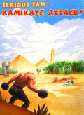 Serious Sam: Kamikaze Attack! Windows Front Cover