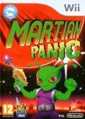 Martian Panic Wii Front Cover