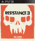 Resistance 3 PlayStation 3 Inside Cover Right Inlay