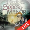 Mortimer Beckett and the Secrets of the Spooky Manor iPad Front Cover