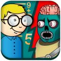 Math vs. Undead: Math Workout Android Front Cover
