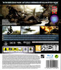 Battlefield 3 PlayStation 3 Back Cover