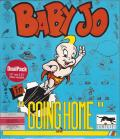 "Baby Jo in: ""Going Home"" DOS Front Cover"