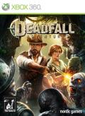 Deadfall Adventures Xbox 360 Front Cover