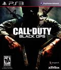 Call of Duty: Black Ops PlayStation 3 Front Cover