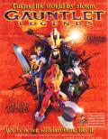 Gauntlet: Legends Arcade Front Cover