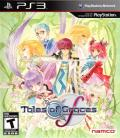 Tales of Graces f PlayStation 3 Front Cover
