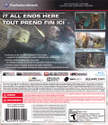 Lightning Returns: Final Fantasy XIII (Includes Bonus Cloud Strife's Uniform and Buster Sword DLC) PlayStation 3 Back Cover