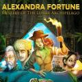 Alexandra Fortune: Mystery of the Lunar Archipelago Windows Front Cover