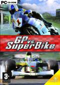 GP vs. Superbike Windows Front Cover