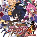 Disgaea 4: A Promise Revisited PS Vita Front Cover