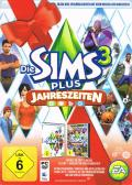 The Sims 3 Plus Seasons Macintosh Front Cover