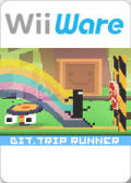 Bit.Trip Runner Wii Front Cover