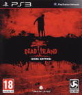 Dead Island (Special Edition) PlayStation 3 Front Cover