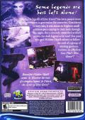 Mystery Case Files: Dire Grove Windows Back Cover