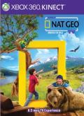 Kinect Nat Geo TV Xbox 360 Front Cover