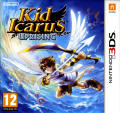 Kid Icarus: Uprising Nintendo 3DS Front Cover