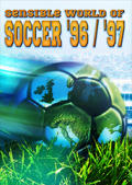 Sensible World of Soccer '96/'97 Macintosh Front Cover