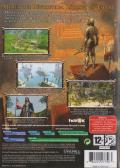 Age of Empires III: The WarChiefs Windows Back Cover
