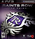 Saints Row: The Third PlayStation 3 Front Cover