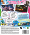 LittleBigPlanet 2 PlayStation 3 Back Cover