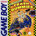 The Incredible Crash Dummies Game Boy Front Cover