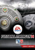 FIFA Manager 14: Legacy Edition Windows Front Cover German