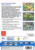 SimCity 3000 Unlimited Windows Back Cover