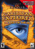 Lost Secrets: Caribbean Explorer - Secrets of the Sea Windows Front Cover