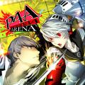 Persona 4: Arena PlayStation 3 Front Cover