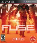 Fuse PlayStation 3 Front Cover