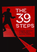 The 39 Steps Linux Front Cover