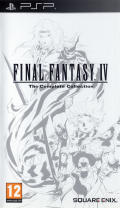 Final Fantasy IV: The Complete Collection PSP Other Keep Case - Front