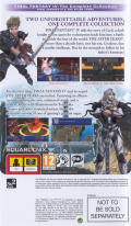 Final Fantasy IV: The Complete Collection PSP Other Keep Case - Back
