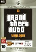Grand Theft Auto: Trylogia  Windows Front Cover