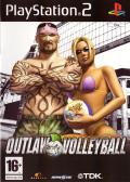Outlaw Volleyball PlayStation 2 Front Cover