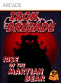 Iron Brigade: Rise of the Martian Bear Xbox 360 Front Cover