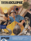Total Eclipse Atari ST Front Cover