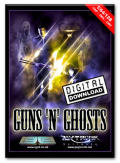 Guns 'n' Ghosts Commodore 64 Front Cover
