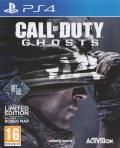 Call of Duty: Ghosts (Limited Edition) PlayStation 4 Front Cover