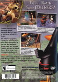 Wallace & Gromit in Project Zoo PlayStation 2 Back Cover