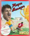 Player Manager Atari ST Front Cover