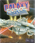 Galaxy Force II Atari ST Front Cover